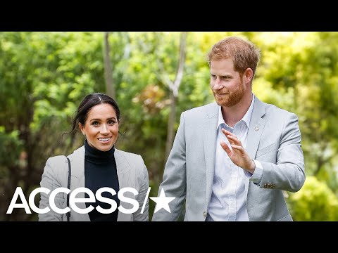 Did Prince Harry Really Tell Off Meghan Markle In Public?  Access