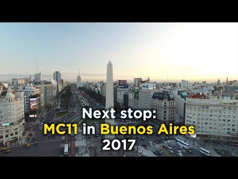 Next stop: Buenos Aires