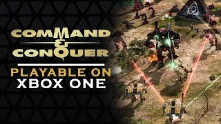 COMMAND AND CONQUER - 4 GAMES ON XBOX ONE | CNC3 / RA3 [2019]