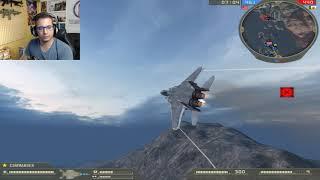 Battlefield 2 Operación Clean Sweep Con Cazas y de todo