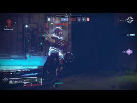 Destiny 2 Shotgun Aping