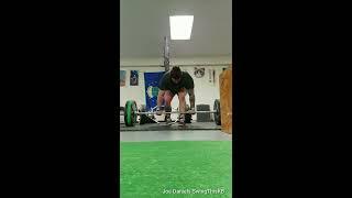 Split Stance Deadlift Workout