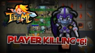 TibiaME - player killing - world 7 - #6!