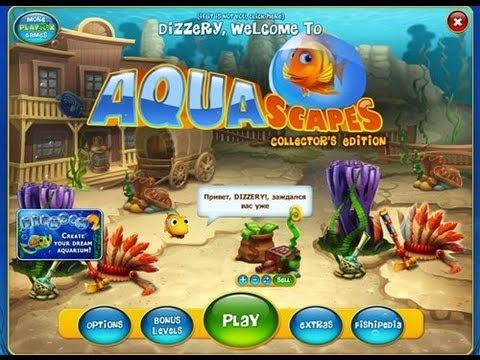 Aquascapes / Акваландия - YouTube