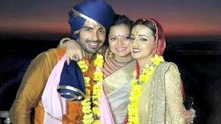 Sanaya Irani And Mohit Sehgal Wedding Video
