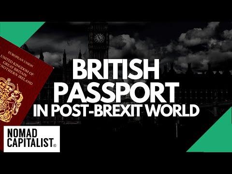 Will The British Passport Become Worthless?