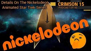 Nickelodeon Star Trek CG-Animasyon Serisini Detaylar