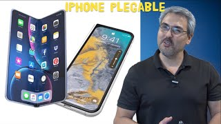 NUEVA patente iPhone plegable RESUMEN DE NOTICIAS