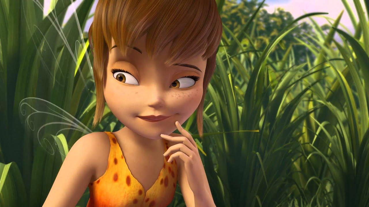 Disney Fairy Short: Scents Sensibility - YouTube