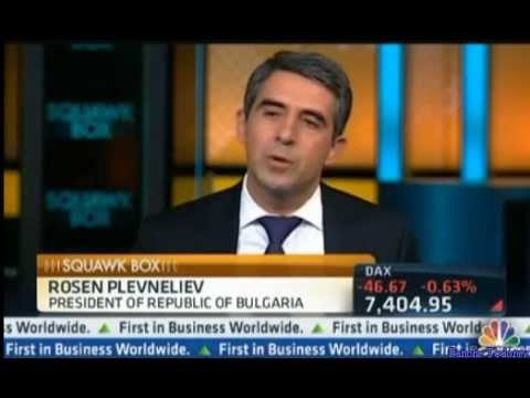 Plevneliev: Tax Lessons from Bulgaria