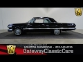 1963 Chevrolet Impala SS Gateway Classic Cars #654 Houston Showroom