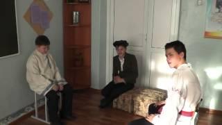 Школа-интернат  15 ОАО РЖД. 2013. Инсценировка По произведениям И.С.Тургенева