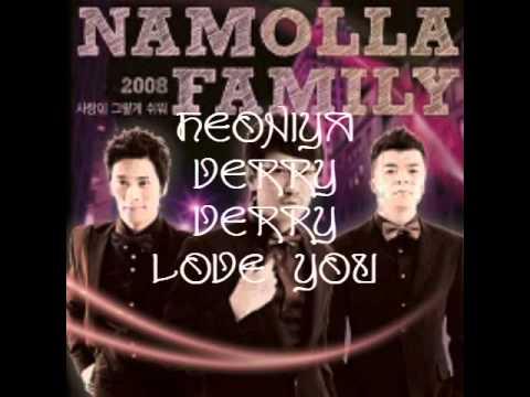 My Love Romance Namolla Family Lyrics