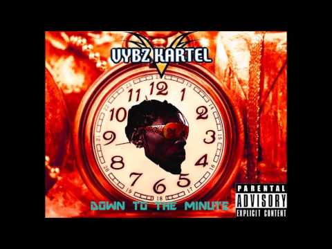 Vybz Kartel (2001-08) Mix - Down to the Minute