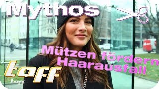 MÜTZEN fördern HAARAUSFALL? Die 5 größten Haar-Mythen   taff   ProSieben thumbnail