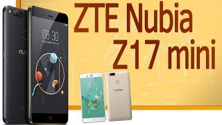 СН. Средний красавец ZTE Nubia Z17 mini