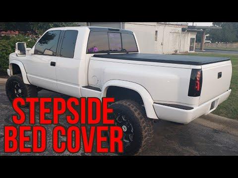 K1500 Stepside Bed Cover Youtube