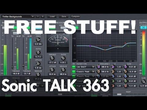 Sonic TALK 363 - Roland System-1 High Frequency Stimulation