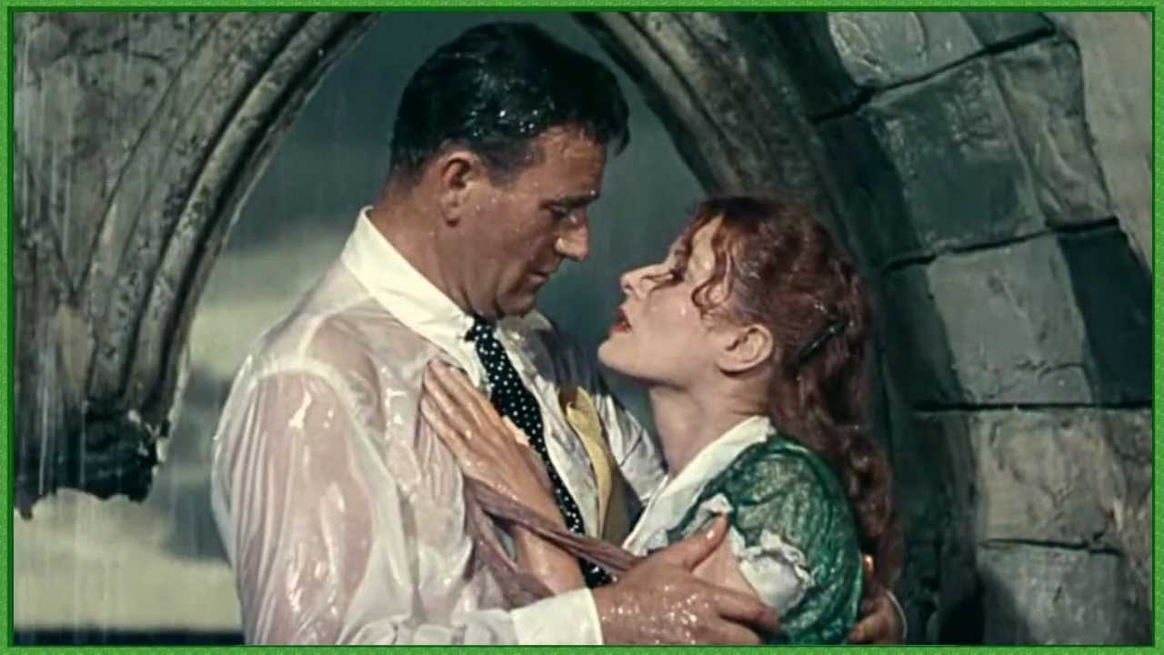 The Quiet Man - love story (HD) - YouTube