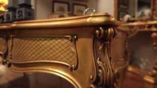 Italian Interior Design in Classic Style