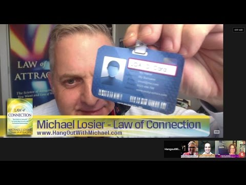 Episode # 113 How to Write Your Personal Online Profile -- Law of Attraction Style