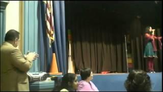 Indian music presentation in schools by Musicsunita Academy of  Music