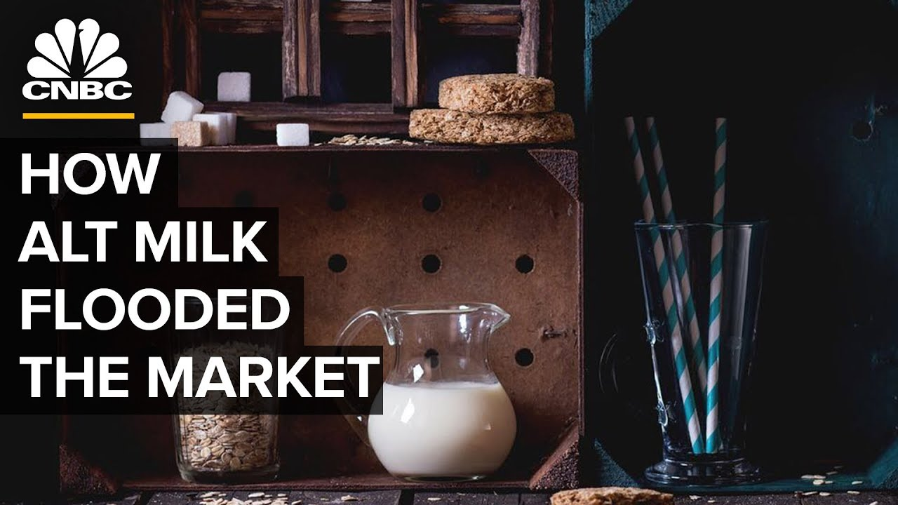How Plant-Based Milk Flooded The Market