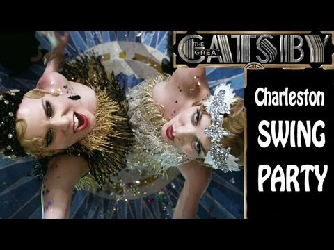 The Great Gatsby Charleston Swing Party - DJ Electro Swingable Mix