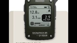 Bushnell Backtrack D-tour GPS review