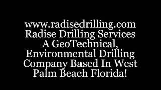 Geotechnical Drilling Company in Florida also Geotechnical and Environmental Drilling Subcontractor