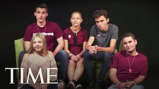 Parkland Survivors: 'Imagine A Country That Allows Its Children To Be Slaughtered' | TIME 100 | TIME