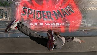Spider-Man: Into The Spider-Verse (Fan-Made) Live Action Trailer