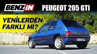 Peugeot 205 GTI 1.9 // Bir Tur Versene