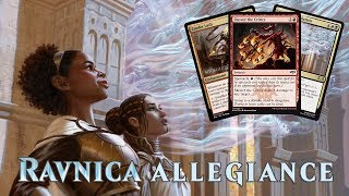 Daily Ravnica Allegiance Spoilers — January 9, 2019 | Skewer the Critics