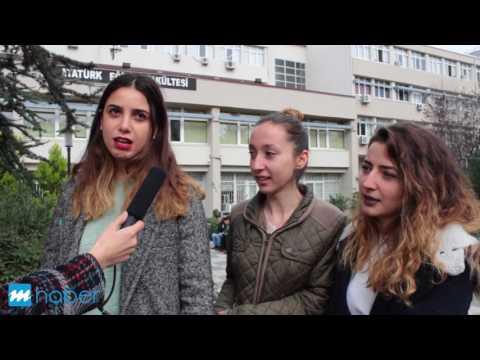 Sizce Marun nedir? - Marmara Üniversitesi Kampüs Röportajları #1