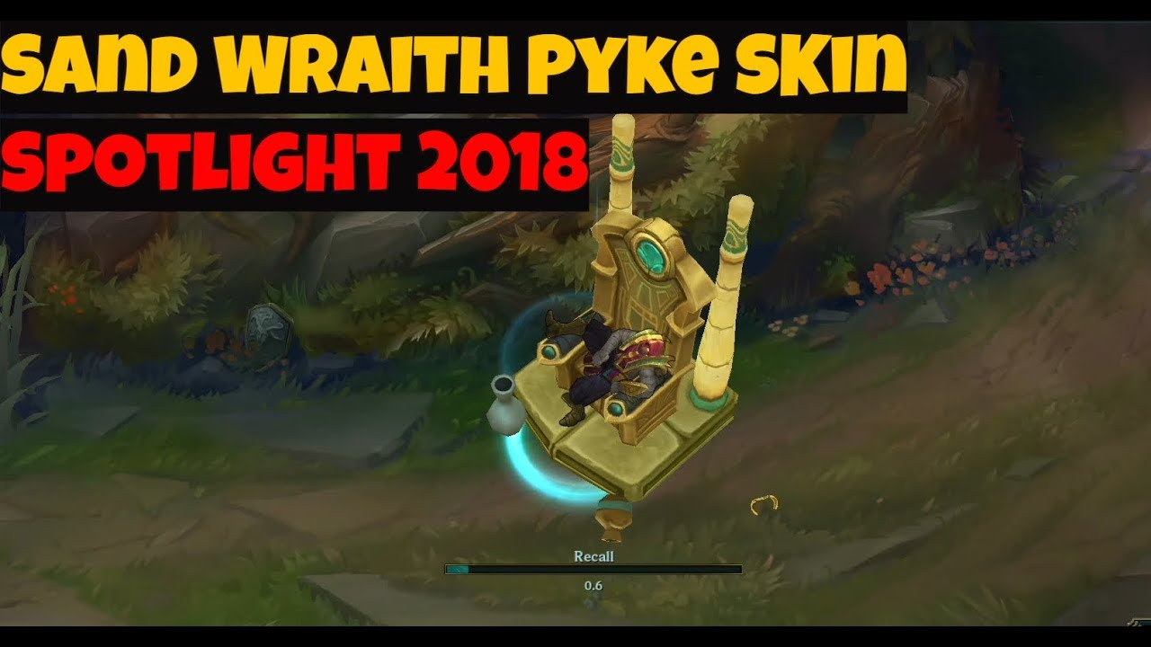 pyke champion spotlight