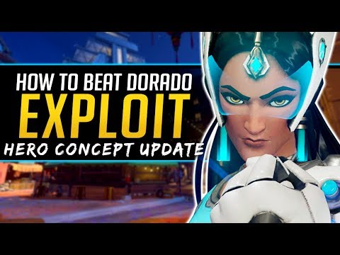 Overwatch How to Beat Symmetra Dorado Exploit & Hero Concept Updates
