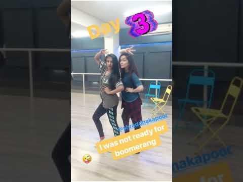 Shraddha Kapoor Preparing for her dance performance for IIFA 2018 | IIFA | BANGKOK
