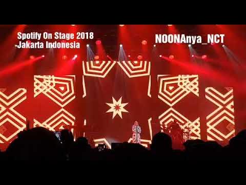 Spotify On Stage 2018 Jakarta Indonesia Stray Kids Tulus Alan Walker Anne Marie Slot Machine