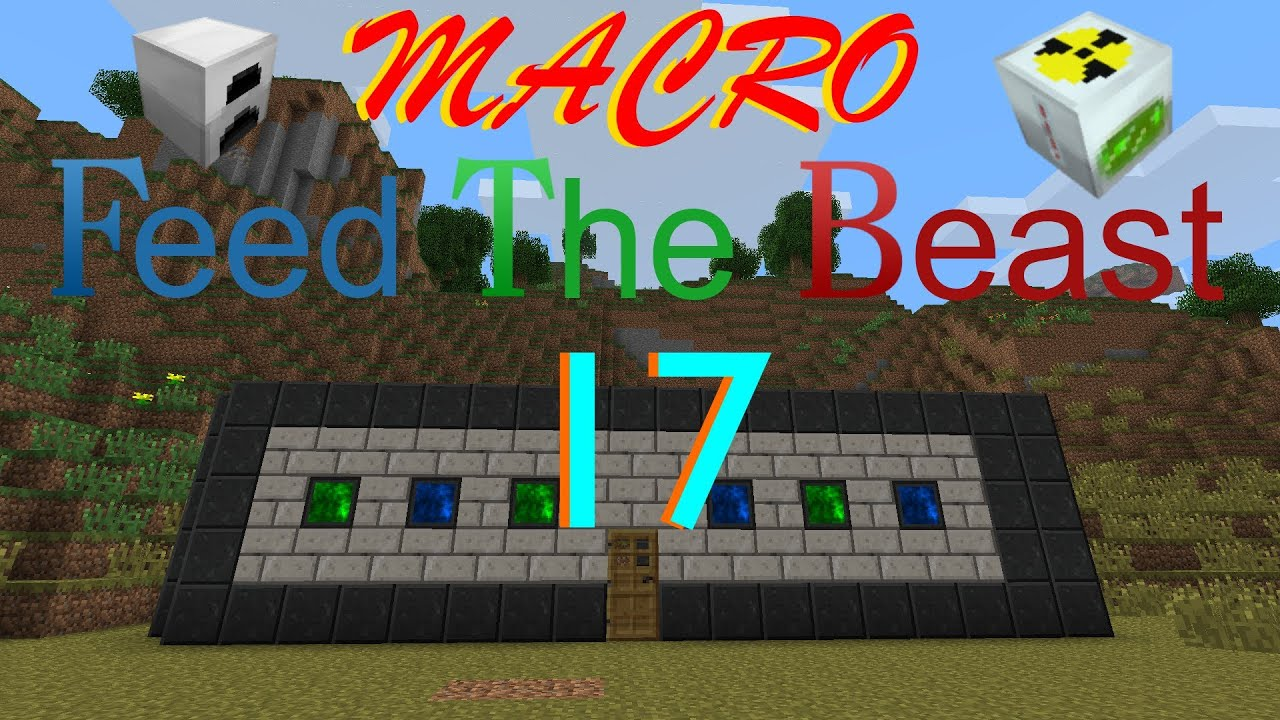 Macro Ftb S2 Episode 17 Ultimate Hybrid Solar Panel