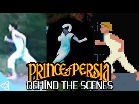 Behind the Scenes - Prince of Persia (1989) [Making of]