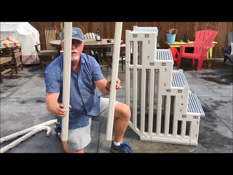 Confer Plastics Step-1 installation video
