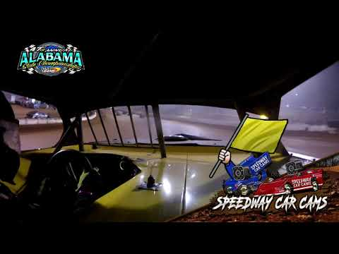 #24 George Williamson - Road Warrior - 9-21-19 East Alabama Motor Speedway - In-Car Camera