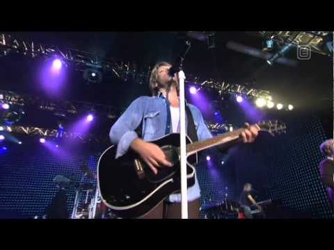 Bon Jovi - Who Says You Can't Go Home in New York 2005