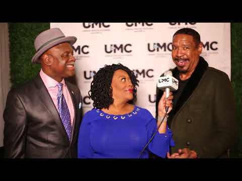 UMC All Access on the Red Carpet w/Dorian Wilson & Michael Colyar