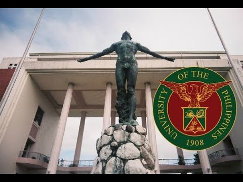MINSAN SA UP DILIMAN ( A Travelogue in UP )