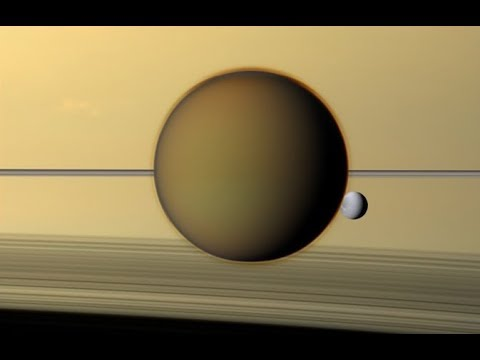 Titan: A Desert Made of Water