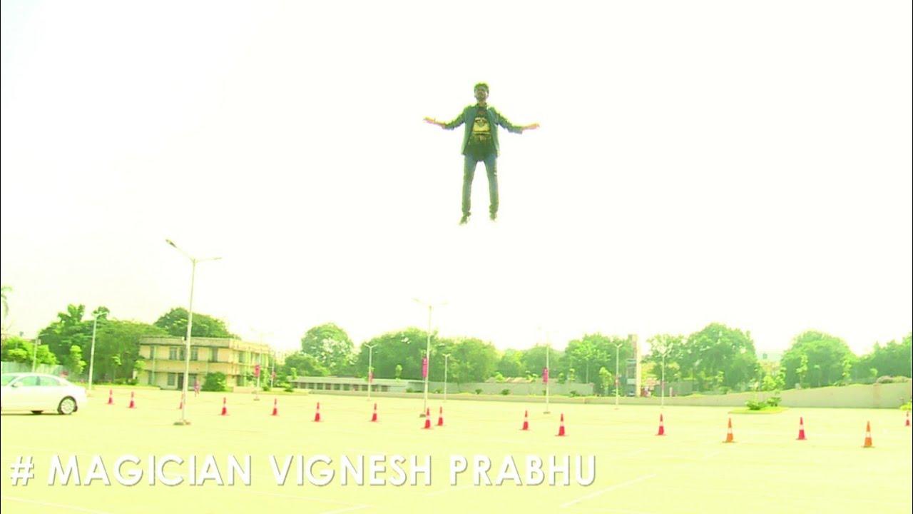 Magic Vignesh - International magician & mentalist