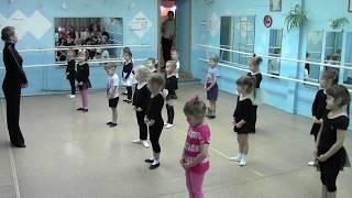 РЦК с.Озерное Открытый урок по хореографии