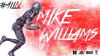 Mike Williams 3 Star WR New Nebraska Commit ULTIMATE Highlights!!